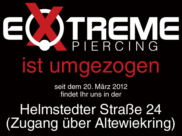 eXtreme piercing - 0531-23170637